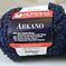 Mondial Arkano Trendsetter 855 Black, Royal Blue Yarn Free Shipping Offer