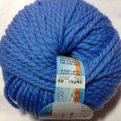 Ornaghi Filati Peluche 100% Superfine Merino Yarn #59 Blue