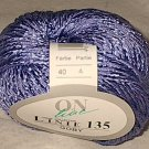 Online Yarns Linie 135 Goby #40 Cotton Blend Lavender