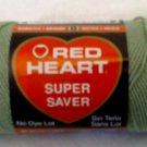Red Heart E300.0661 Super Saver Yarn Frosty Green