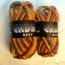 Erdal Anne Bulky Yarn 513 Fall Novelty Wool Blend