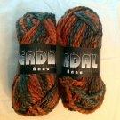 Erdal Anne Bulky Yarn 505 Woodsy Novelty Wool Blend