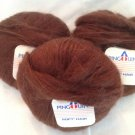 Pingouin Soft Hair Mohair Yarn 0048 Brown
