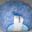 Filati FF Over Bulky Wool Mohair Blend Yarn 91 Light Blue