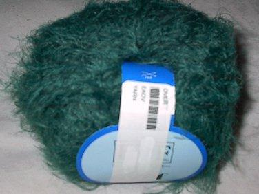 Filati FF Over Bulky Wool Mohair Blend Yarn 93 Green
