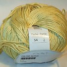 Online On Line Linie 11 Alpha 100% Egyptian Cotton Yarn Yellow 054