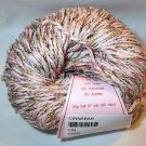 Louisa Harding Cinnabar Yarn #13 (Brown, Gold, Pink)