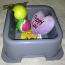 Custom Made New Puppy Dog or Furry Family Friend Mini Gift Basket