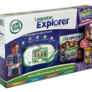 LeapFrog Leapster Explorer with Leap School Reading Adventure Pack