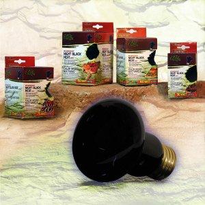 Night Black Heat Incandescent Spot Bulb 150W
