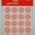 Solution Key to Modern Basic Geometry 0395219752