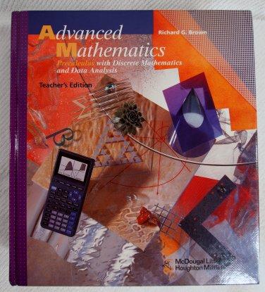 Advanced Mathematics Teacher's Edition 0395771153