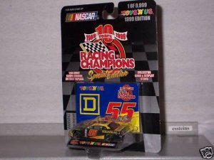 NASCAR 1999 #55 KENNY WALLACE SQUARE D 1/64 Toys R Us