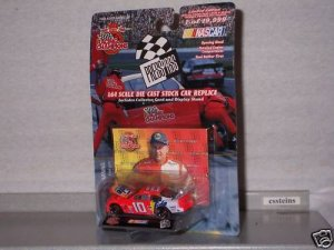NASCAR 1999 #10 RICKY RUDD TIDE 1/64 PRESS PASS
