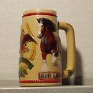 BUDWEISER 1 CS61 1983 BUD LIGHT BARON STEIN MUG