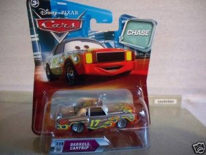 Disney PIXAR DARRELL CARTRIP CHASE PACKAGE Cars #114