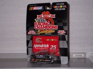 NASCAR 1999 #25 WALLY DALLENBACH 1/64 RC Toys R us