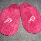 SPA TOWEL SLIPPERS  SUPER COMFY16 COLORS INITIAL