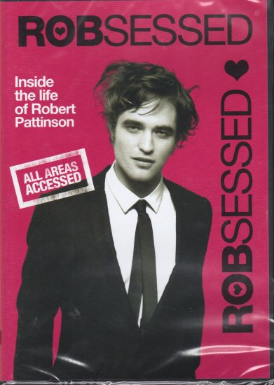 Robsessed Fan Pack