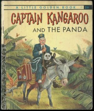 LGB #421 - Captain Kangaroo and the Panda, 'D'  Printing