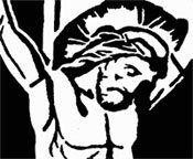 Jesus on Cross Pattern