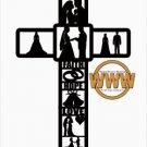 Wedding Cross Pattern