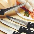 Chicago Cutlery Basics 4-Pc Steak Knife Set (Bakelite)
