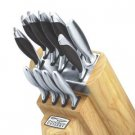 Chicago Cutlery Landmark 12-Pc Block Set