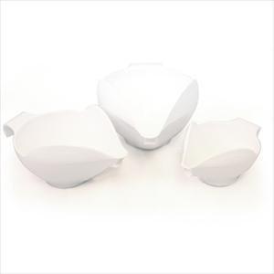 POURfect® 3PC BOWL SET, 1-2-4 CUP
