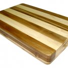 18 X 12 EXTRA THICK CONGO TWO-TONE CUTTING BOARD