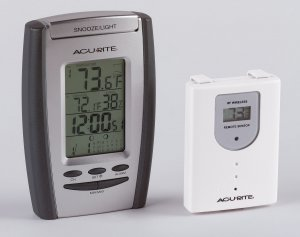 Accurite Wireless Thermometer
