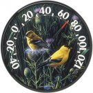 Audubon Collecting 12 In/Outdoor Goldfinches II