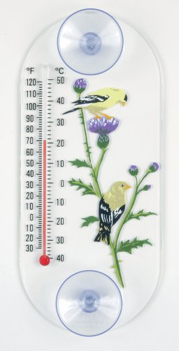 Goldfinch Pair Window Therm.