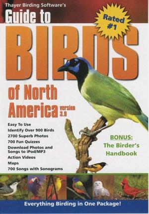 Birds of N. America v3.9 Windows