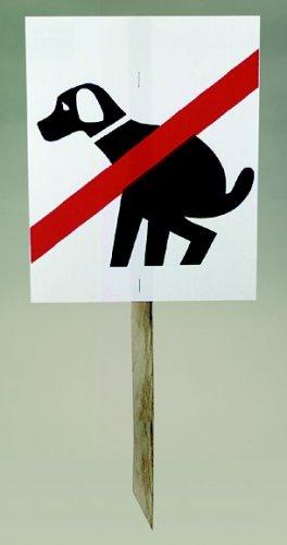Doggie Dont Doo Doo Signs