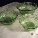 Nesting Bowls - Green