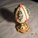 Lefton China Hand-painted Musical Egg