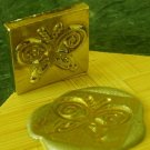 Custom Made Personalized to order Square Wax Seal including 2 wax sticks at lowest price