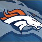 Apple iPad Custom Skin Sticker Decal - NFL Denver Broncos