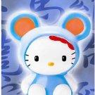 Apple iPad Custom Skin Sticker Decal - Hello Kitty - mouse dress