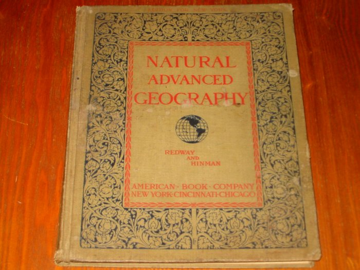 Natural Advanced Geography