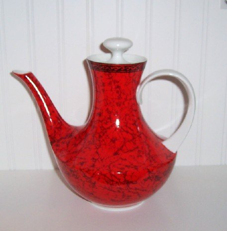 Block Flamenco Bidasoa Demitasse Teapot Pot