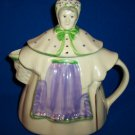 "Vintage Shawnee Pottery ""Granny Ann Teapot"" Patented,USA"