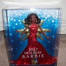 Barbie 2017 HOLIDAY African American Barbie Doll WOW! MIB