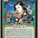 Legend of 5 Rings L5R Tsuruchi Fusako - Reign of Blood - Art Michael Kaluta
