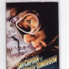 Sky Captain & The World of Tomorrow Set of 4 Promo Trading Card Comicon 2004