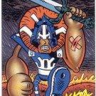 Jack Kirby Teen Agent Promo Card #2 Kaza - NEW