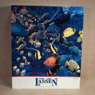 Art of Lassen Harmony Ceaco Jigsaw Puzzle 550 piece Sealed Box 2327-4 sea life fish underwater