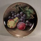Palladian Fruit Salad Plate by Fitz and Floyd 7 1/2""