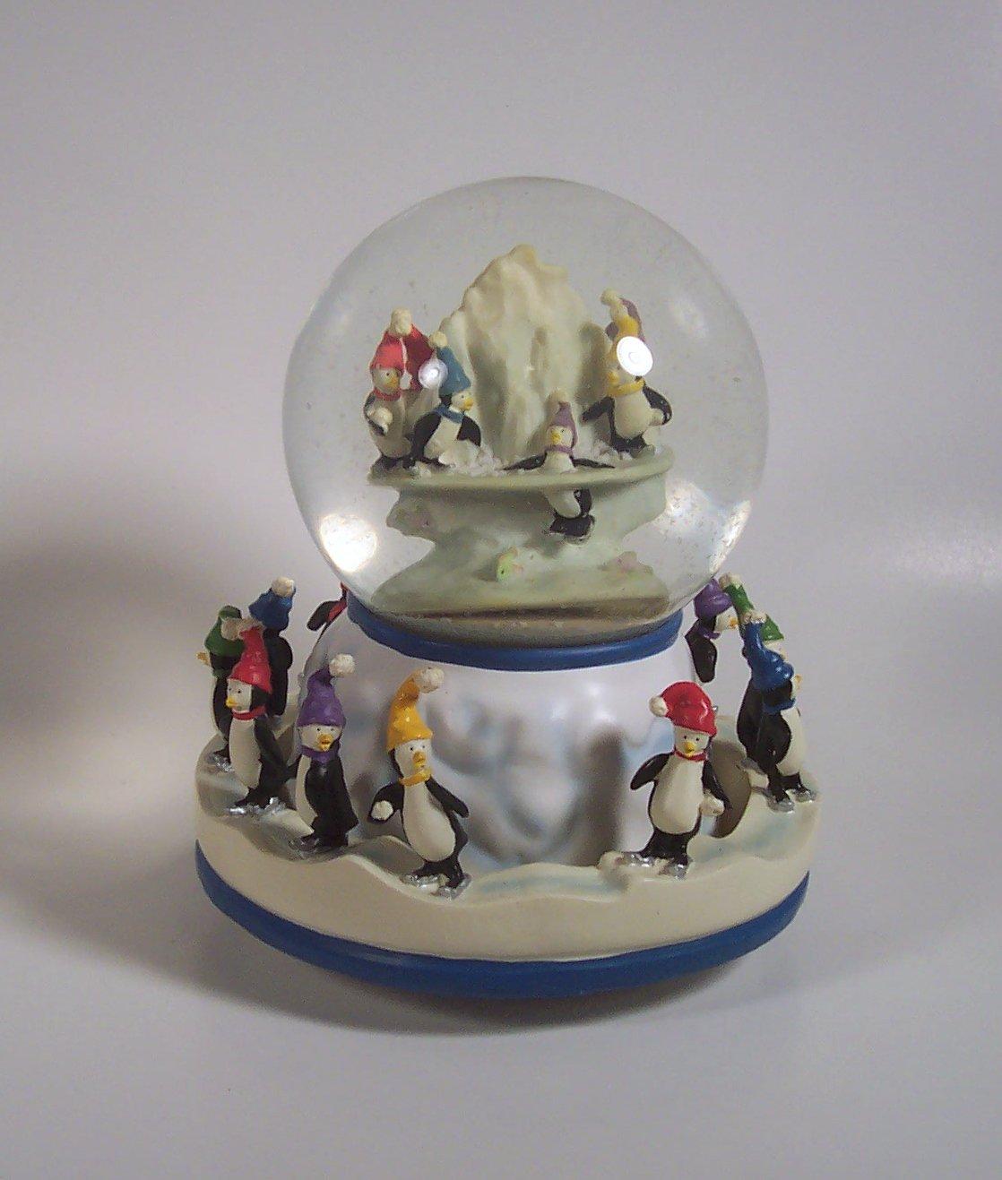 Penguin Ring Box